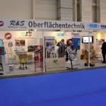 R&S Messestand